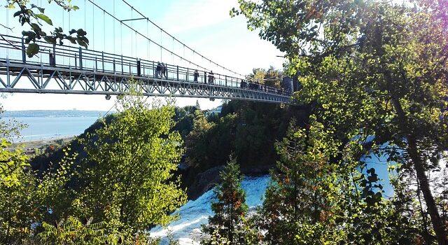 Vacances au Canada : 2 visites incontournables à Québec City