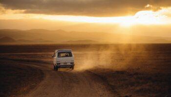 van-desert